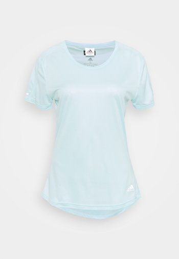 RUN IT TEE - T-shirt basique - halo mint