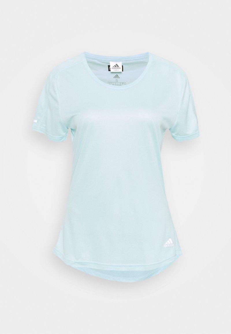 adidas Performance - RUN IT TEE - T-shirt basique - halo mint