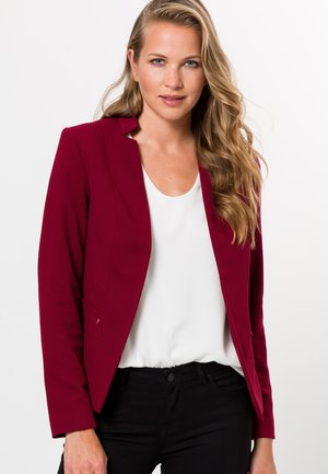 Blazer - claret red