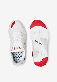 Lacoste - STORM 96  - Tenisky - white/red - 3