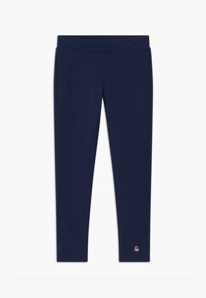 BASIC GIRL - Tracksuit bottoms - dark blue