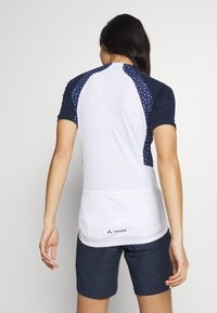 Vaude - ADVANCED TRICOT - T-Shirt print - white