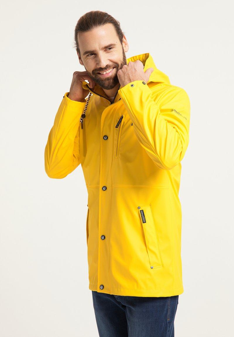 Schmuddelwedda - Waterproof jacket - gelb