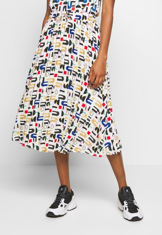 PIPER SKIRT - Spódnica trapezowa - multi-coloured