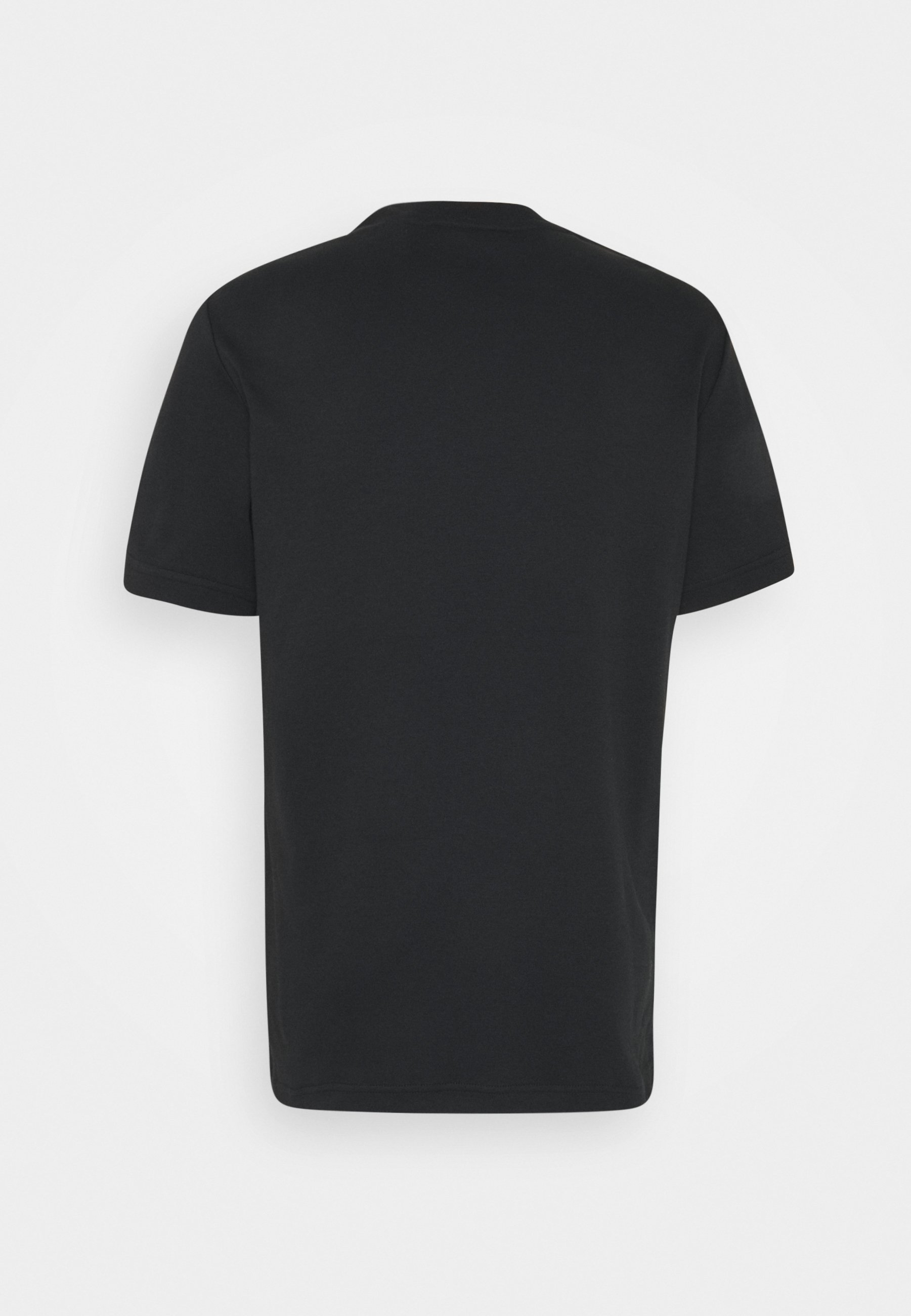 Calvin Klein POCKET - T-shirt imprimé - black