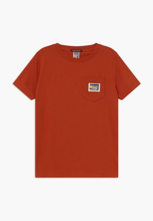 SHORT SLEEVE QUALITY  - T-Shirt basic - lumber red