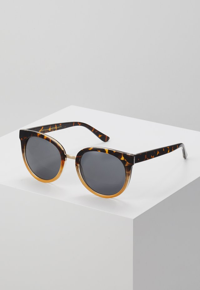 Sunglasses - tortoise/yellow