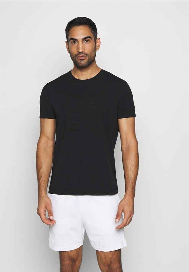 FERO - T-shirt basic - black