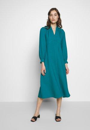 PUFF SLEEVE DRESS - Vestito estivo - green