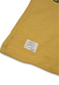 Cigit - SURF CIRCUIT - Print T-shirt - mustard yellow - 3