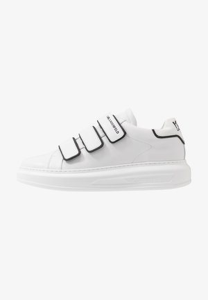 KAPRI MENS STRAP - Baskets basses - white