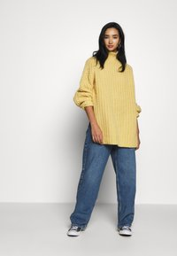 Topshop - ZED MOM - Relaxed fit -farkut - blue denim - 1