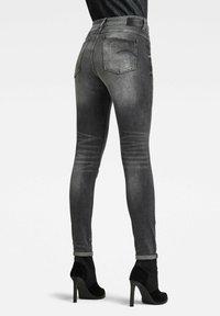 G-Star - LHANA SKINNY - Jeans Skinny Fit - vintage basalt - 1