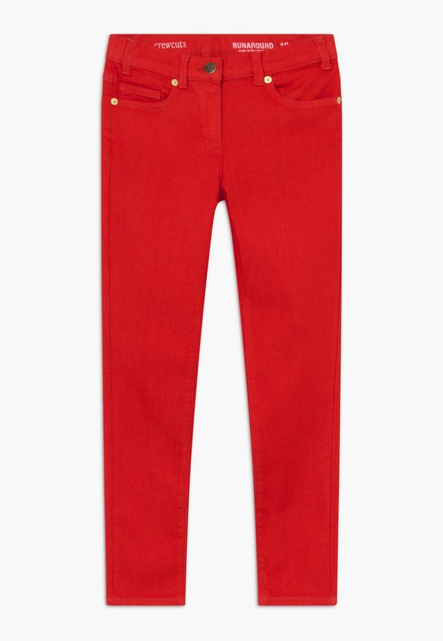 RUNAROUND COLORED  - Jeans Slim Fit - bright cerise