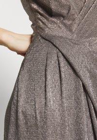 Lauren Ralph Lauren - IONIC LONG GOWN - Vestido de fiesta - antique bronze - 6