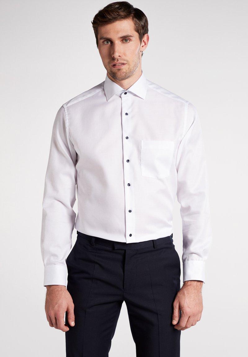 Eterna - MODERN FIT - Overhemd - white