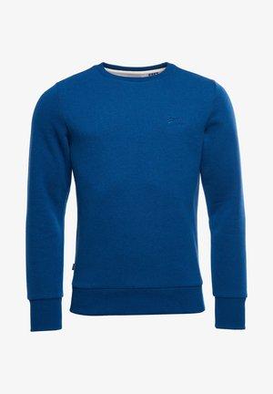 Sweatshirt - dark cobalt marl