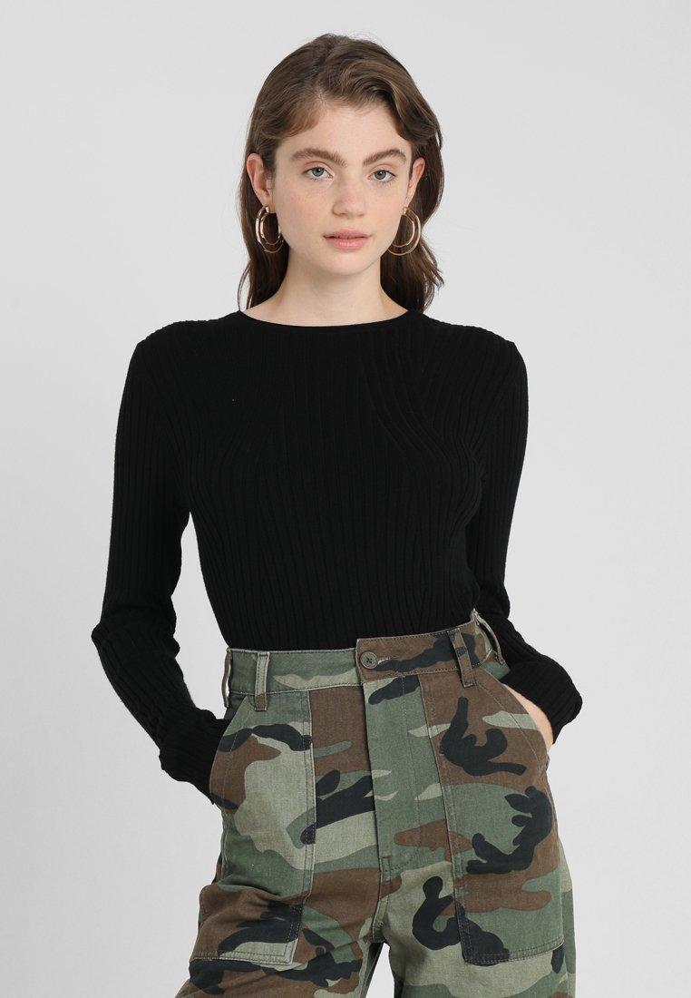 ONLY - ONLNATALIA - Sweter - black