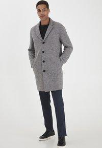 Tailored Originals - SOHAIL - Short coat - lig grey m - 0