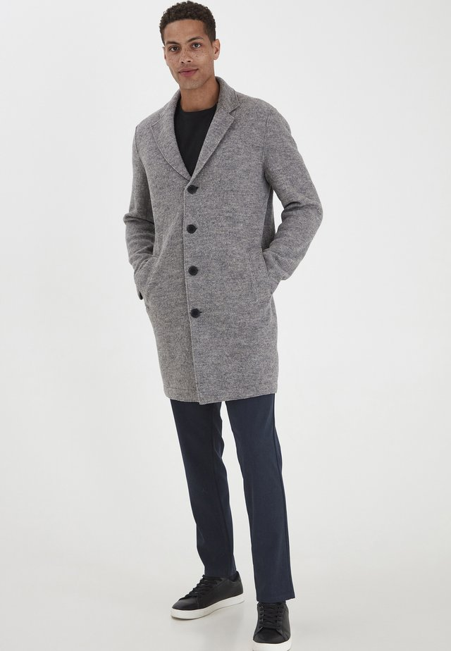 SOHAIL - Abrigo corto - lig grey m