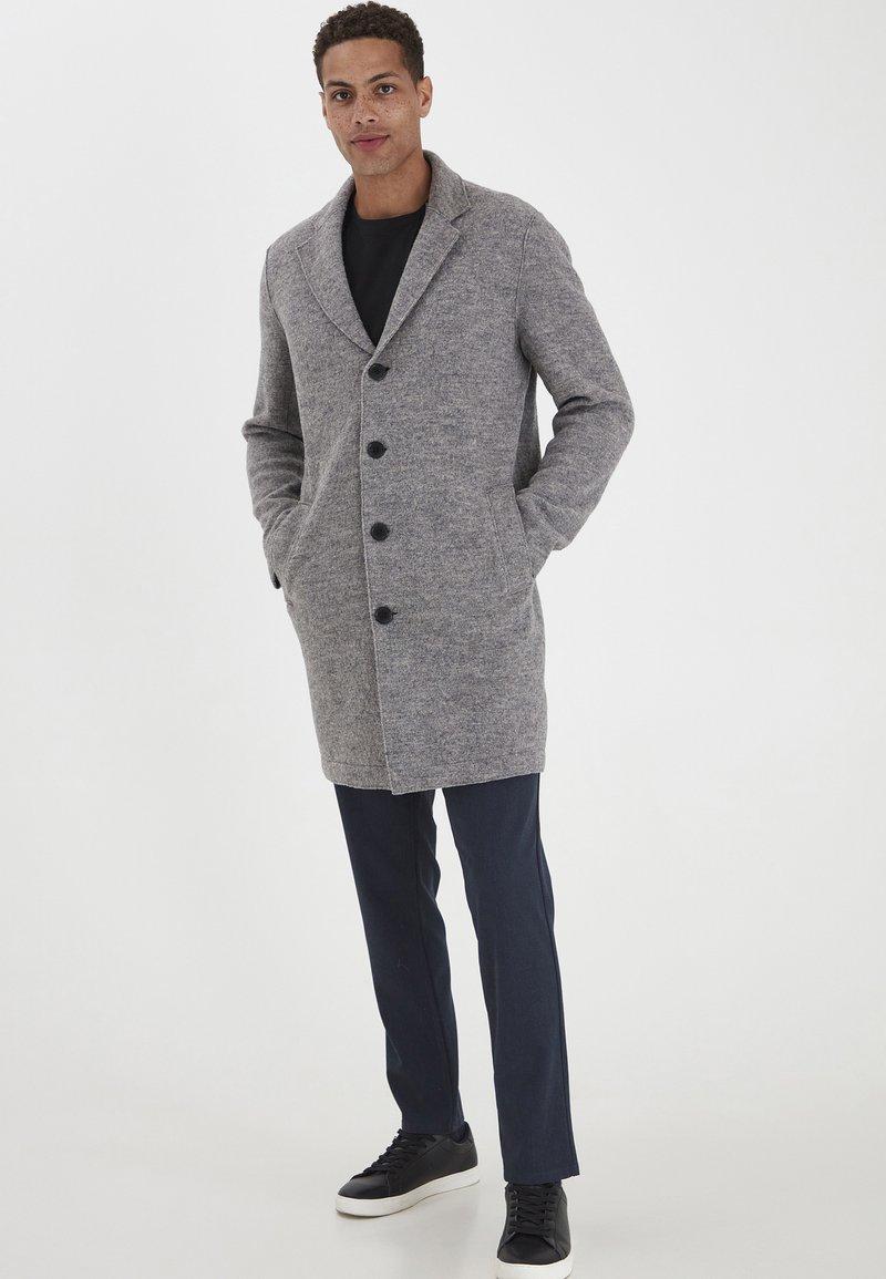 Tailored Originals - SOHAIL - Short coat - lig grey m