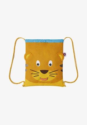 Drawstring sports bag - tiger