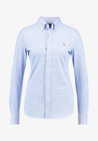 Polo Ralph Lauren - HEIDI LONG SLEEVE - Camisa - harbor island blue - 4