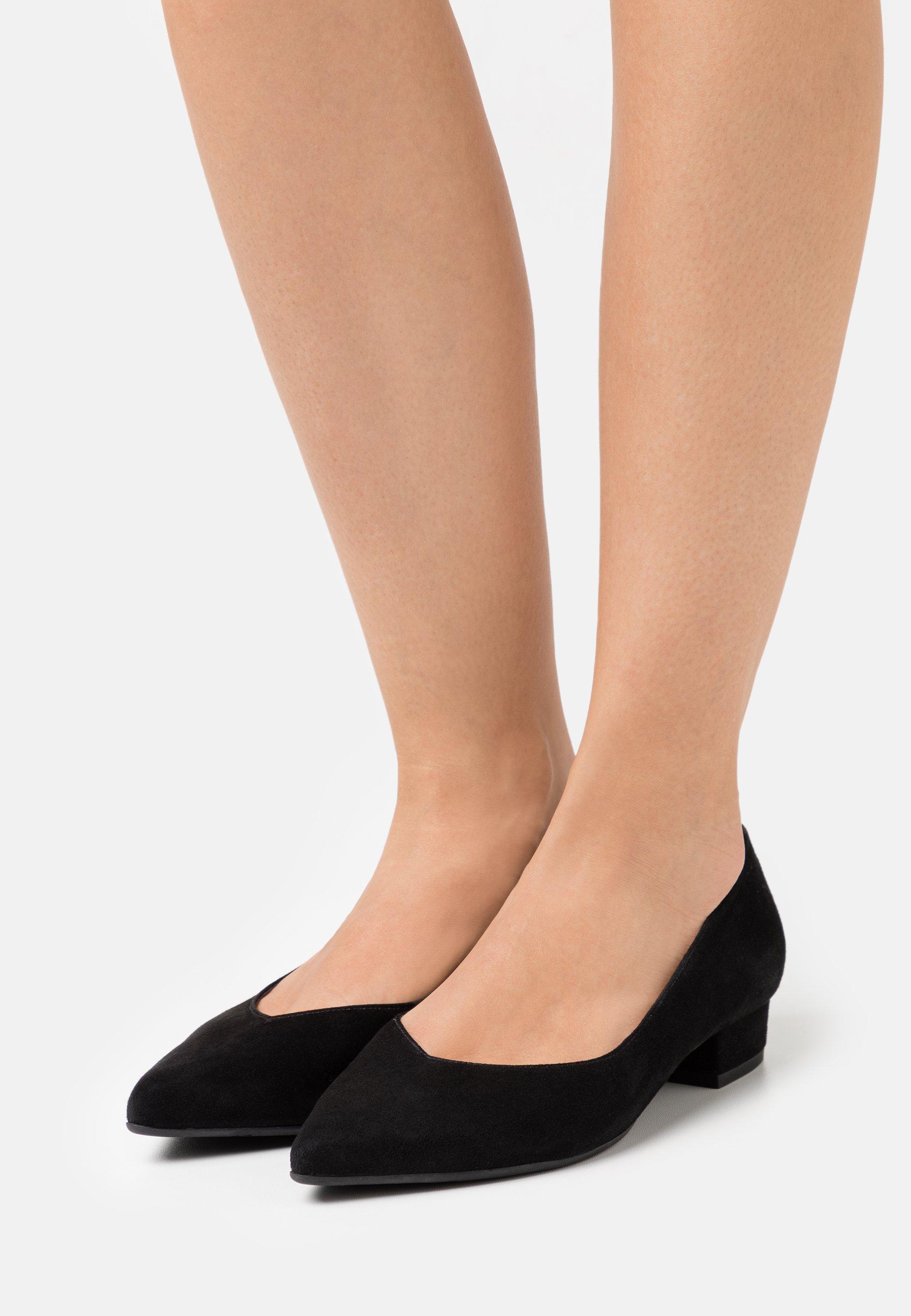 Women DRIKA - Classic heels - schwarz