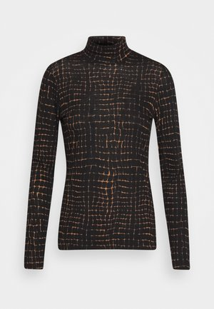 CABRIE - Long sleeved top - black
