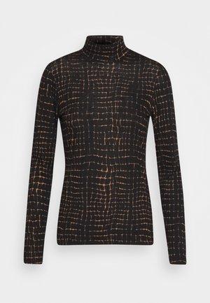 CABRIE - Pitkähihainen paita - black