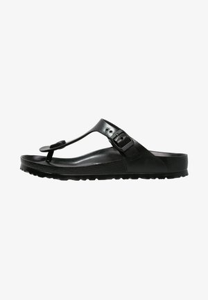 GIZEH - Teenslippers - black