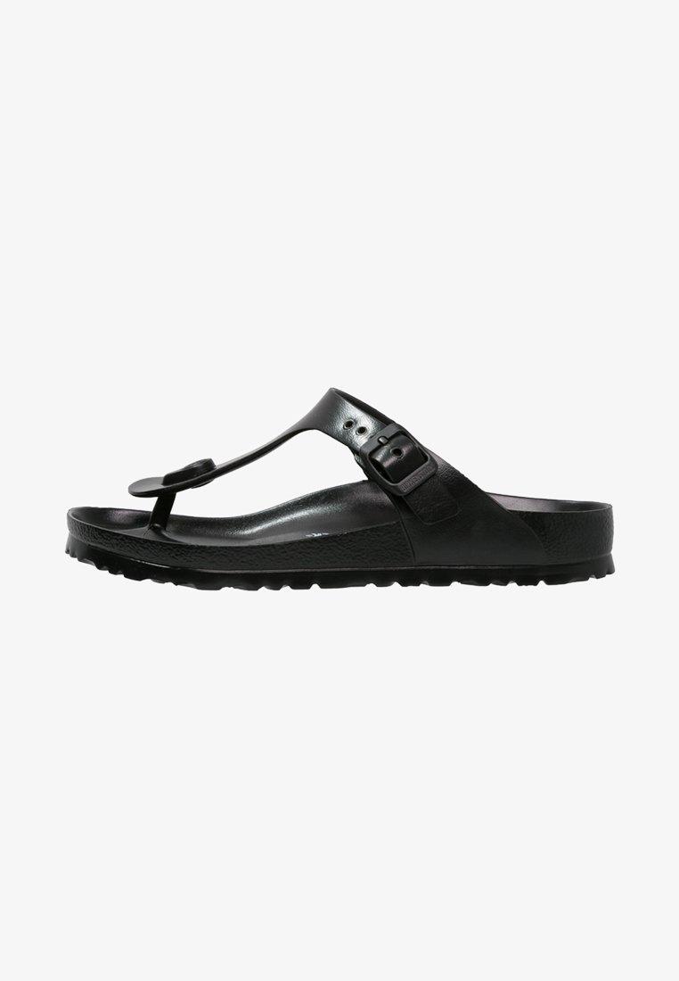 Birkenstock - GIZEH - Pool shoes - black