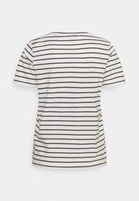 Anna Field - Print T-shirt - white / khaki - 1