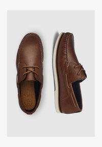 Next - BOAT SHOE - Scarpe da barca - brown - 1