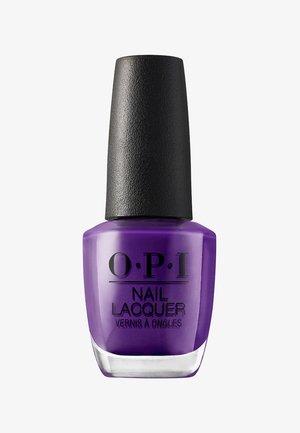 NAIL LACQUER - Nail polish - nlb 30 purple with a purpose