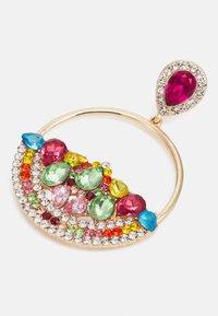 Fire & Glory - FGMETTE EARRINGS - Earrings - gold-coloured/multi - 2