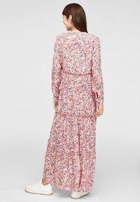 s.Oliver - Maxi dress - light blush - 2