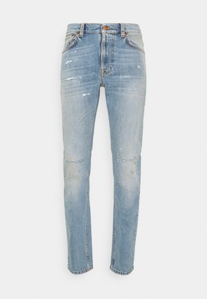 LEAN DEAN - Jeans slim fit - worn indigofera