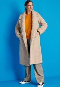 Next - BORG  - Winter coat - stone - 1