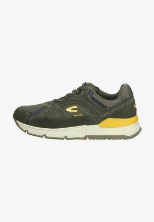 Sneakers - burnt olive