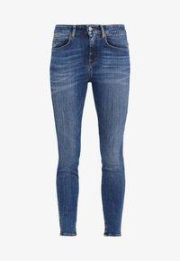 DRYKORN - WET - Jeans Skinny - mid blue wash - 4