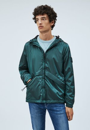 ALTON - Outdoor jacket - myrtle green