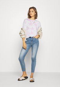 American Eagle - CELESTIAL COVE TEE - Long sleeved top - purple - 1