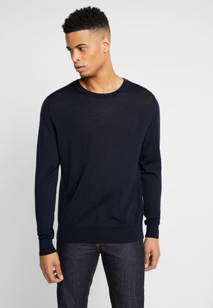 FLEMMING CREW NECK - Jumper - night sky