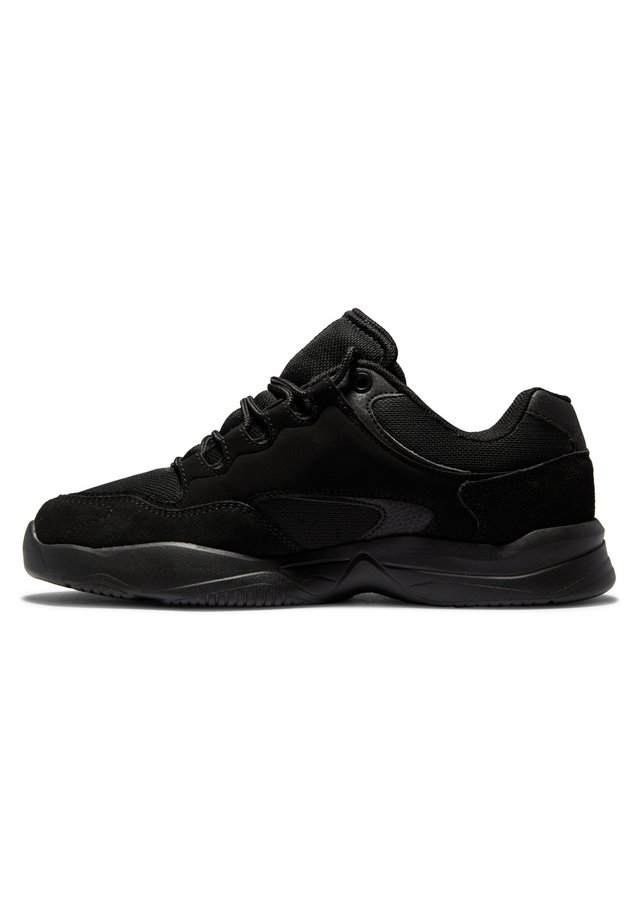 DECEL  - Sneakersy niskie - black/black/black