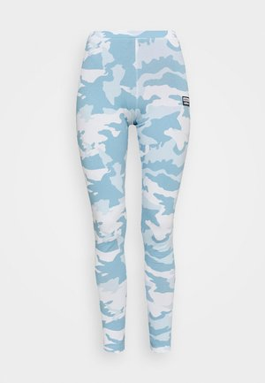 TIGHTS - Leggings - Trousers - sky tint/shade blue/easy blue
