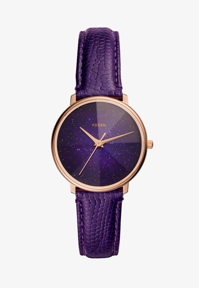 PRISMATIC GALAXY - Horloge - purple