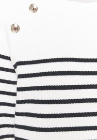 Tommy Hilfiger - BUTTON - Jumper - ecru - 2