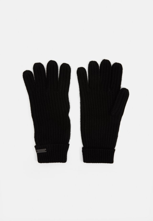 MARINE GLOVE - Rukavice - black