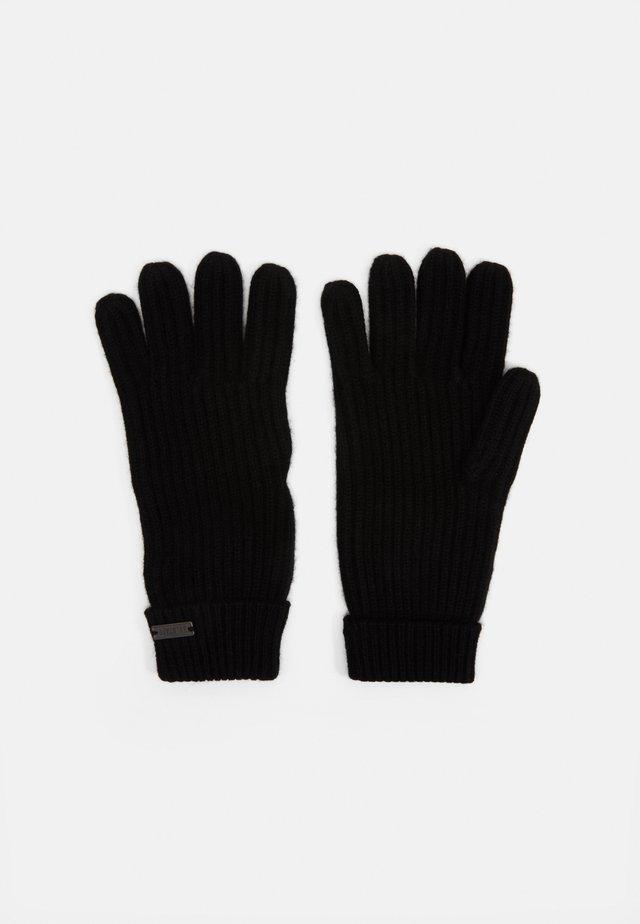 MARINE GLOVE - Rękawiczki pięciopalcowe - black
